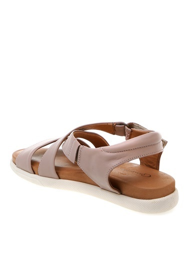 Cotton Bar Sandalet Pudra